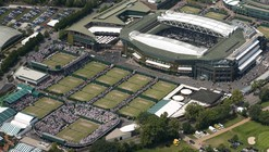 """Wimbledon 2020"" Masterplan / Grimshaw Architects"