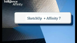 Affinity Plug-in for SketchUp