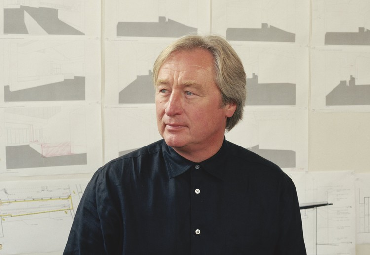 Steven Holl, photo © Mark Heitoff