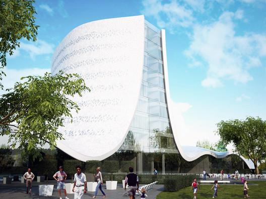 Courtesy of Capella Garcia Arquitectura