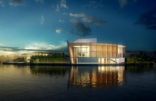 Southeast © Richard Meier & Partners Architects LLP