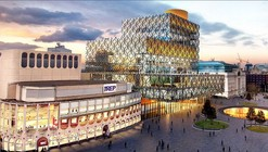 Video: The Library of Birmingham Timelapse