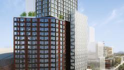 Atlantic Yards: B2 Bklyn / SHoP Architects
