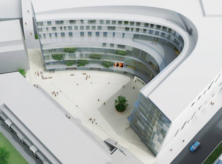 rendering © L2 architects AS