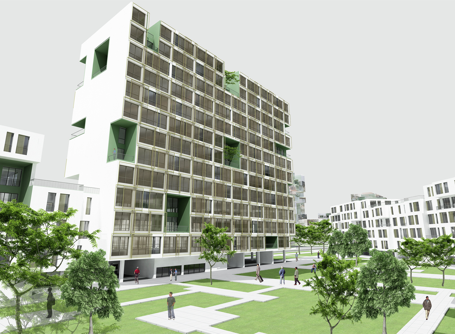 The Green Building Cost