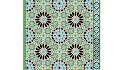 Moroccan Court / New Galleries at the MET / Achva Benzinberg Stein