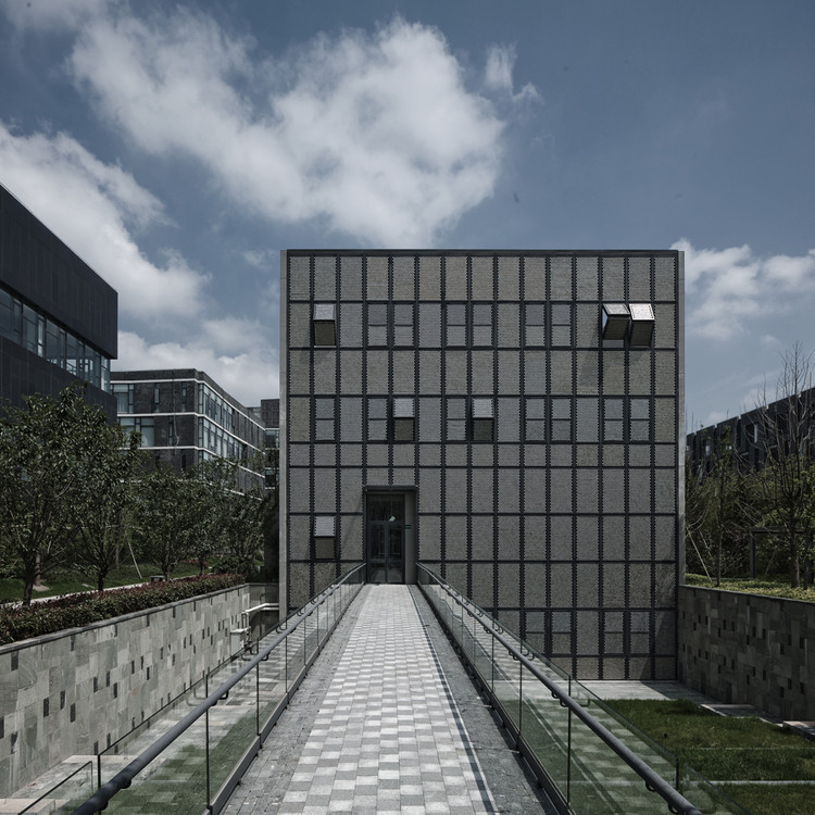 Can Cube by Archi Union Architects Inc  Sheng Zhonghai
