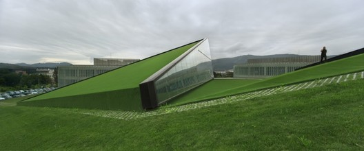 BTEK – Technology Interpretation Center by ACXT  © Aitor Ortiz