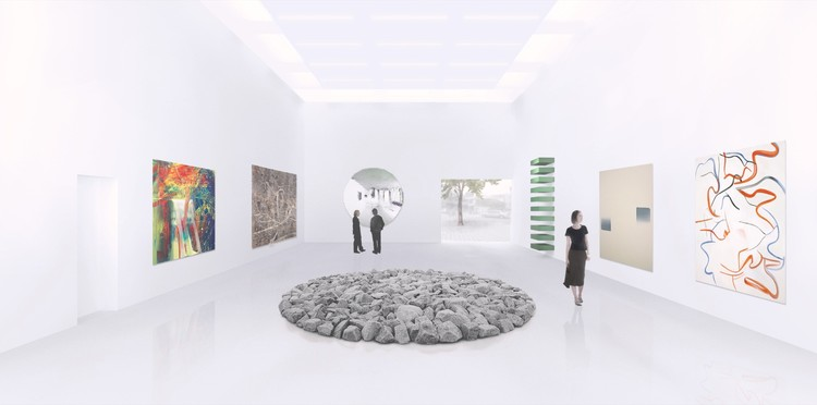 Collage of Interior