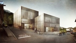 Multifunctional Center / ETB Studio