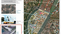Lyon Confluence – Îlot P / Mateo Arquitectura & Dominique Perrault Arquitecture
