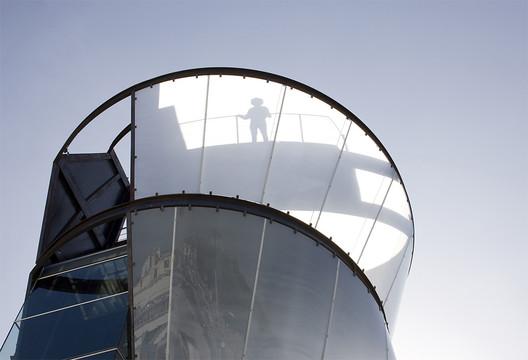 Samitaur Tower by Eric Owen Moss Architects © Tom Bonner Photography