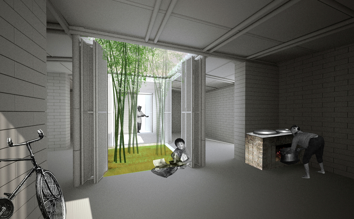 gallery of 1k house - pinwheel house / ying chee chui - 5