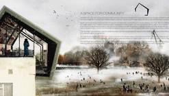 'Bird's Nest': A Space for Community / Onat Öktem, Ziya Imren & Zeynep Öktem