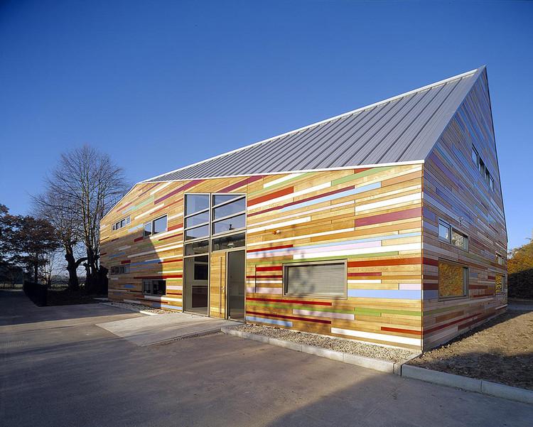 Day care centre de kleine Kikker by Drost + van Veen architecten © Rob 't Hart