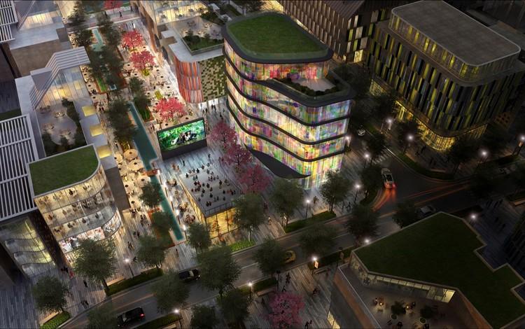 Broadway malyan completes masterplan for media hub in - Broadway malyan ...