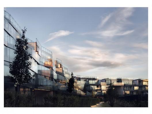 Milanofori Housing Complex by OBR / © Mariela Apollonio
