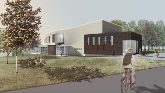 Courtesy of Deborah Berke & Partners Architects