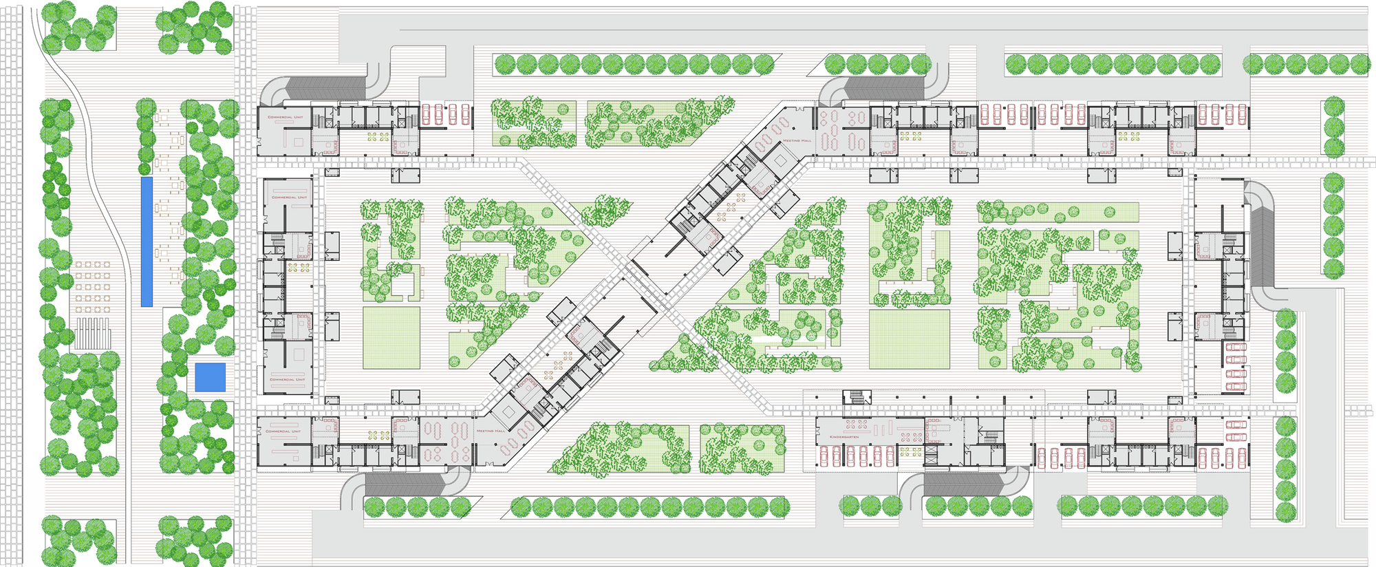 Planning And Design Of Residential Building Pdf