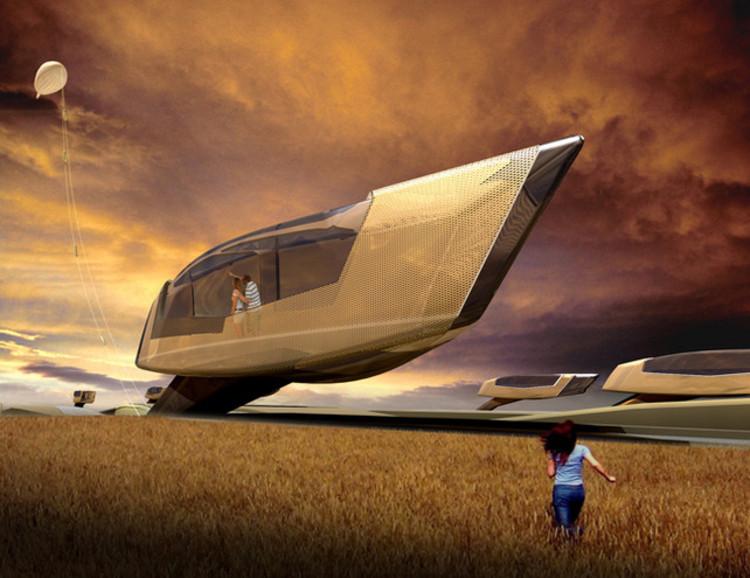 Tornado House © 10 Design