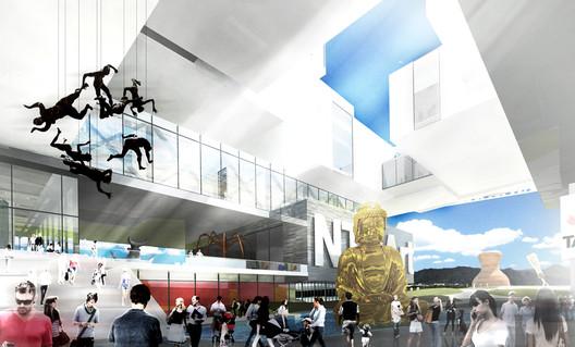 Courtesy of Zerafa Architecture Studio