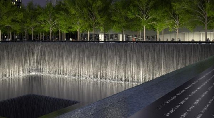 VIsualization by Squared Design Lab - http://www.911memorial.org/