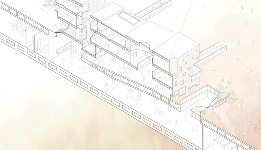 partial isometric projection