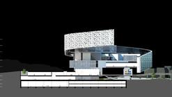 New Taipei City Museum of Art Proposal / Zerafa Architecture Studio