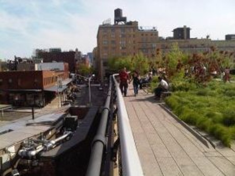 Highline, New York / Courtesy of IABR