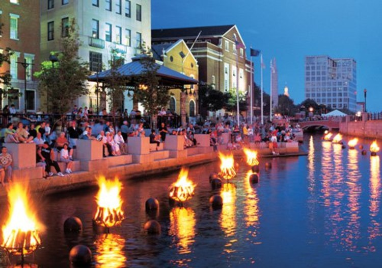 Courtesy of WaterFire Providence