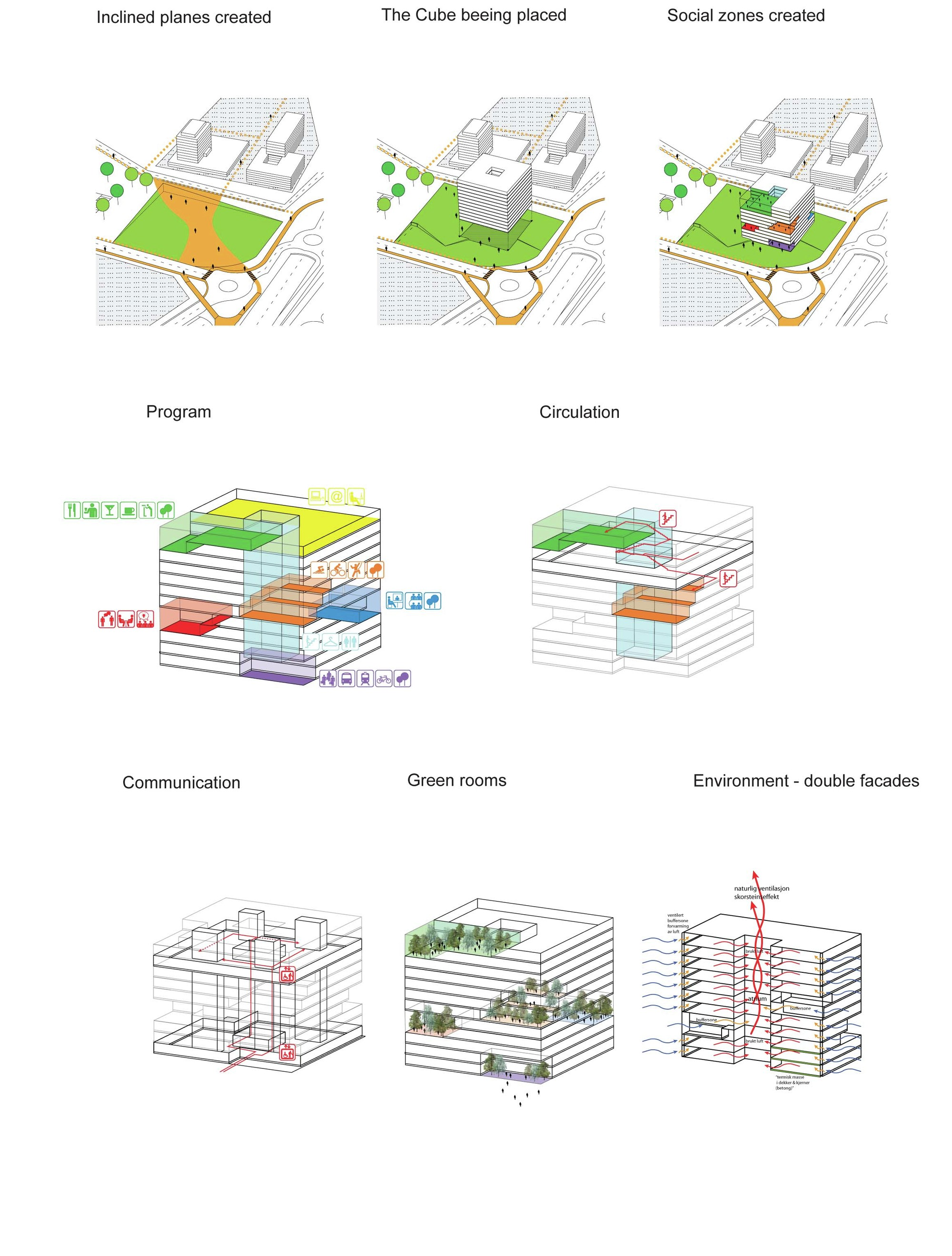 Gallery of Eco-Cube Proposal / A-lab - 5