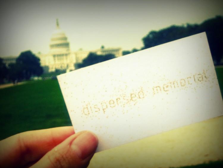 © Dispersed Memorial