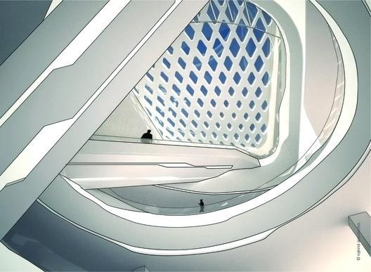 Atrium Study View