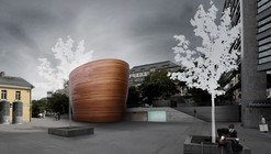 In Progress: Kamppi Chapel of Silence / K2S Architects