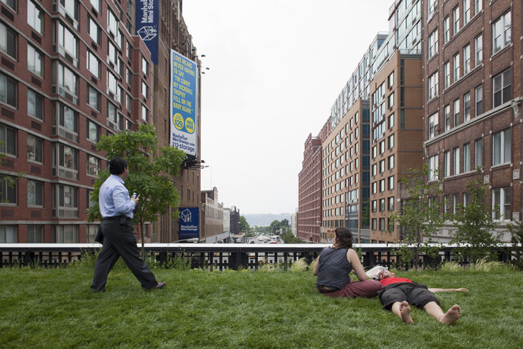 High Line Park - James Corner Field Operations & Diller Scofidio + Renfro