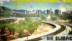 Video: AECOM 2016 Olympic Park Masterplan Rio de Janeiro