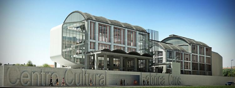 Courtesy of Díaz y Díaz Architects