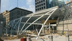 In Progress: Gateway Center Station / EDGE Studio, Pfaffmann & Associates