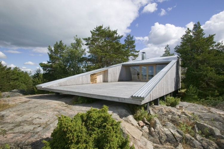 Villa Mecklin by Huttunen + Lipasti + Pakkanen Architects© Marko Huttunen