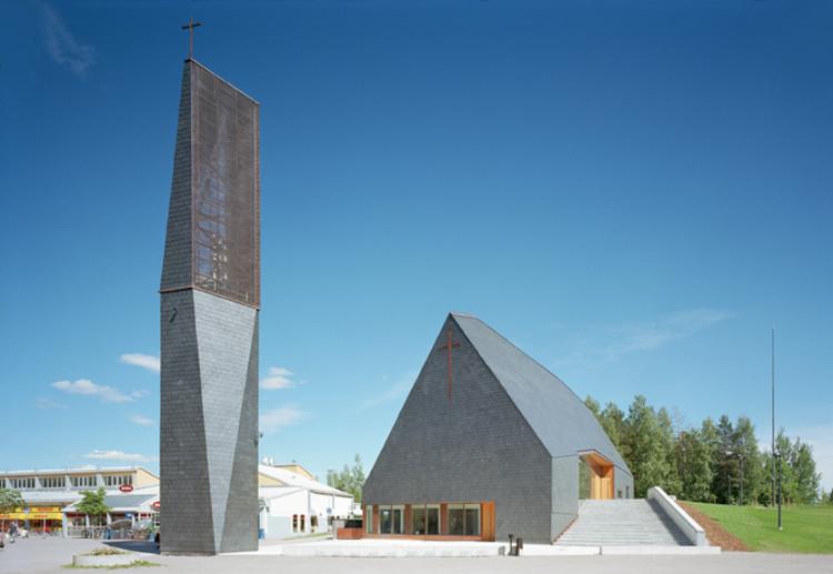 Kuokkala Church by Lassila Hirvilammi© Jussi Tianen