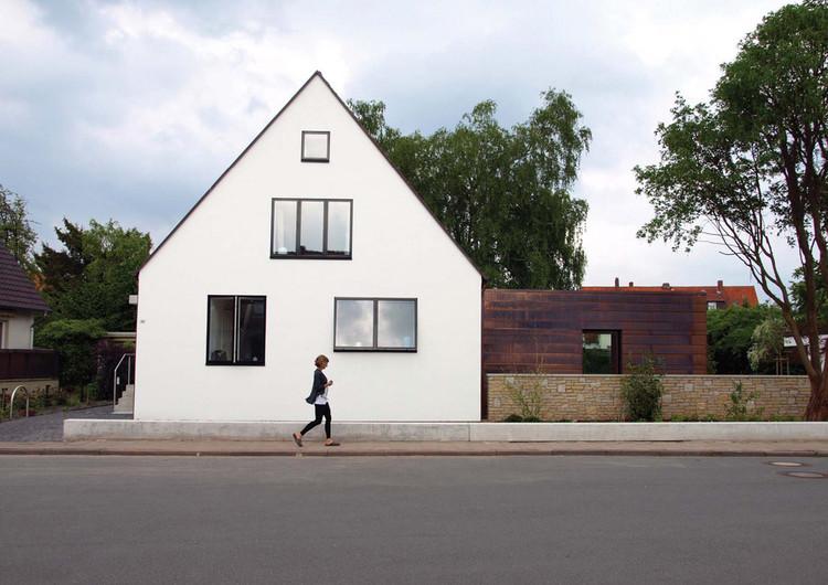 House + by Anne MenkeCourtesy of Anne Menke