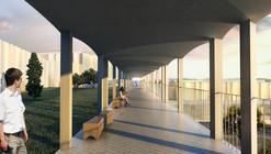 Yan ZhenQing Calligraphy Museum / Serie Architects