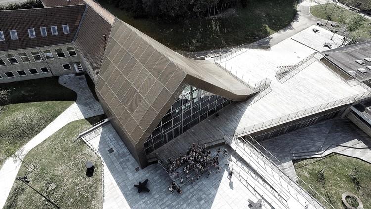 Centro Cultural Mariehøj / WE Architecture + Sophus Søbye Architects, © Lars Eldrup