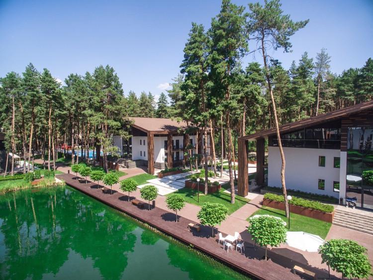 Hotel in Relax Park Verholy / YOD design studio, © Andrey Avdeenko