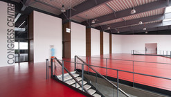 PVA EXPO Prague Congress Hall / Progres Atelier
