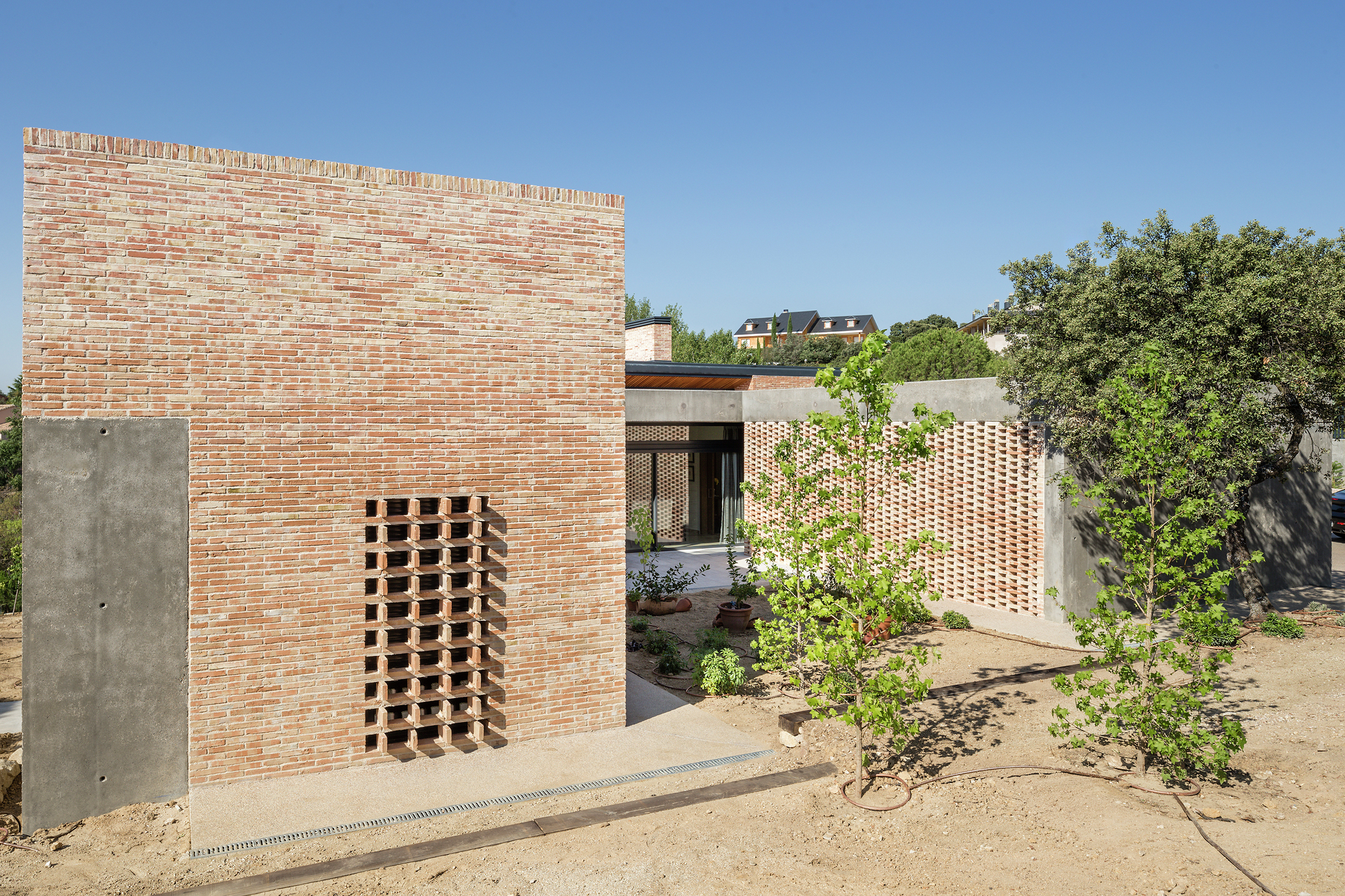Gallery of single family house in molino de la hoz mariano molina iniesta 2 - Molino de la hoz ...