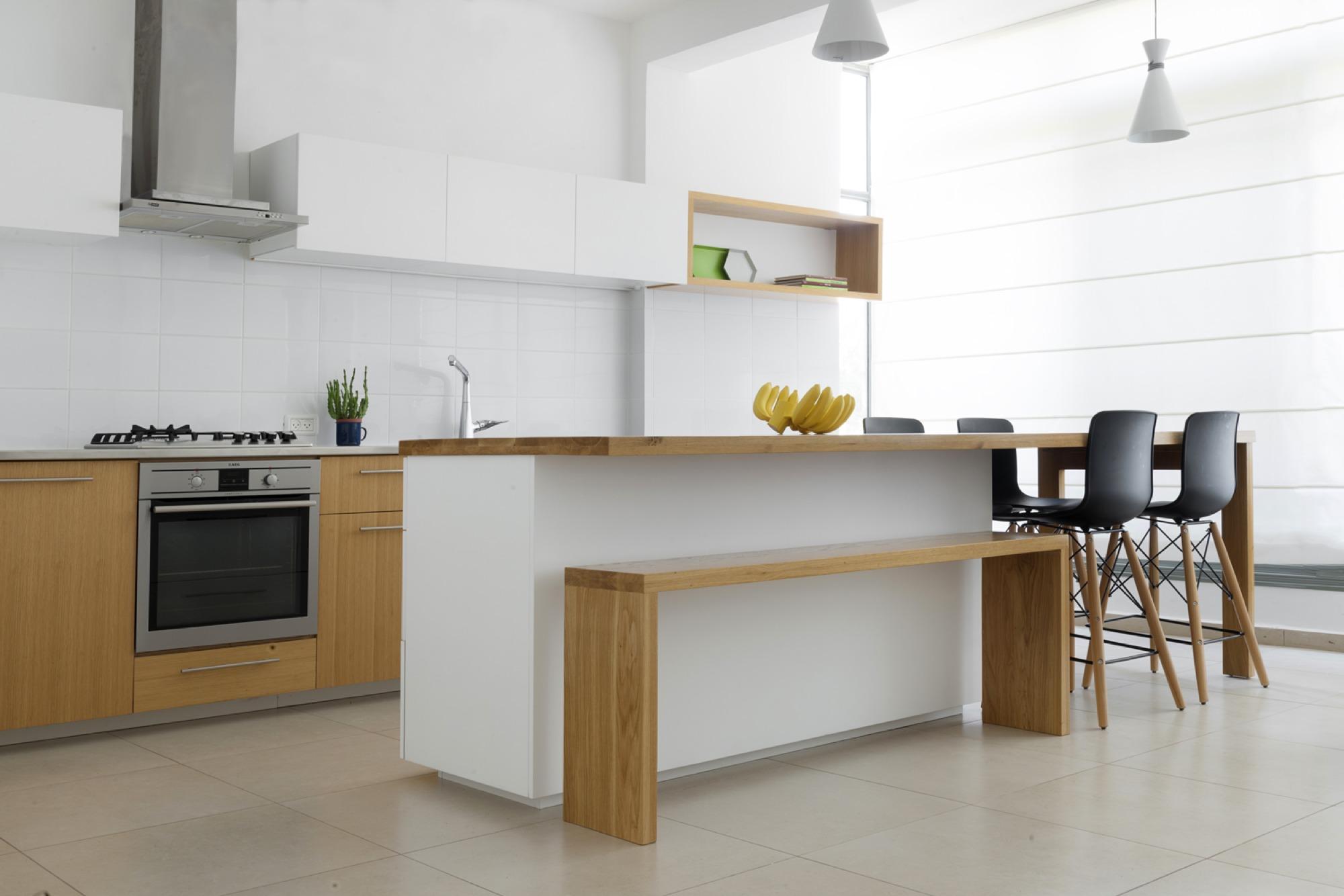 Galer a de departamento en ramat gan itai palti 9 - Cocinas modernas de 9 metros cuadrados ...