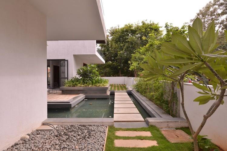 Courtyard Home Designs Recommended Ravi Kanade