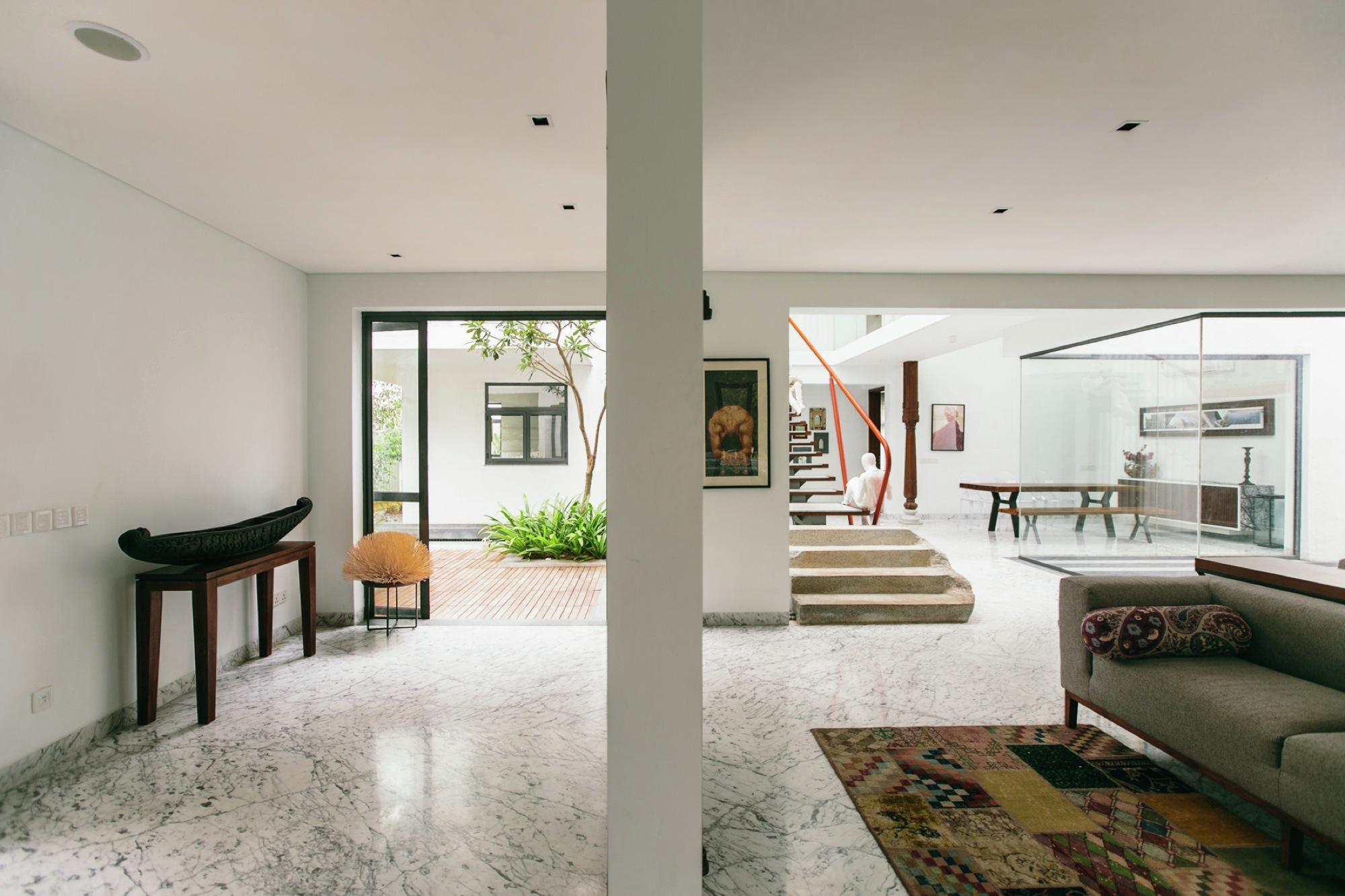 Galeria de Casa Pátio / Abin Design Studio - 19