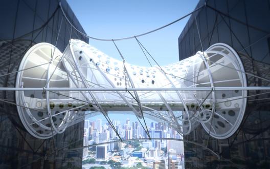 DSSH Bridge by sanzpont [arquitectura]